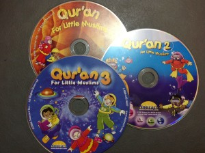 Quran for little muslims